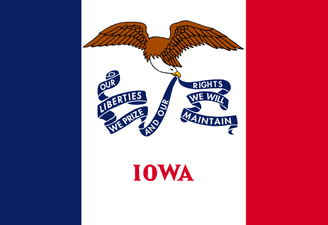 IOWA: SUPPRESSOR LEGISLATION HEADS TO GOVERNOR