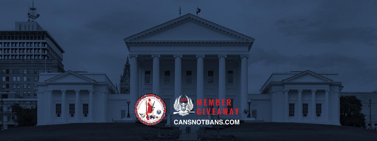 VIRGINIA: SUPPRESSOR BAN NEARING CRITICAL DEADLINE