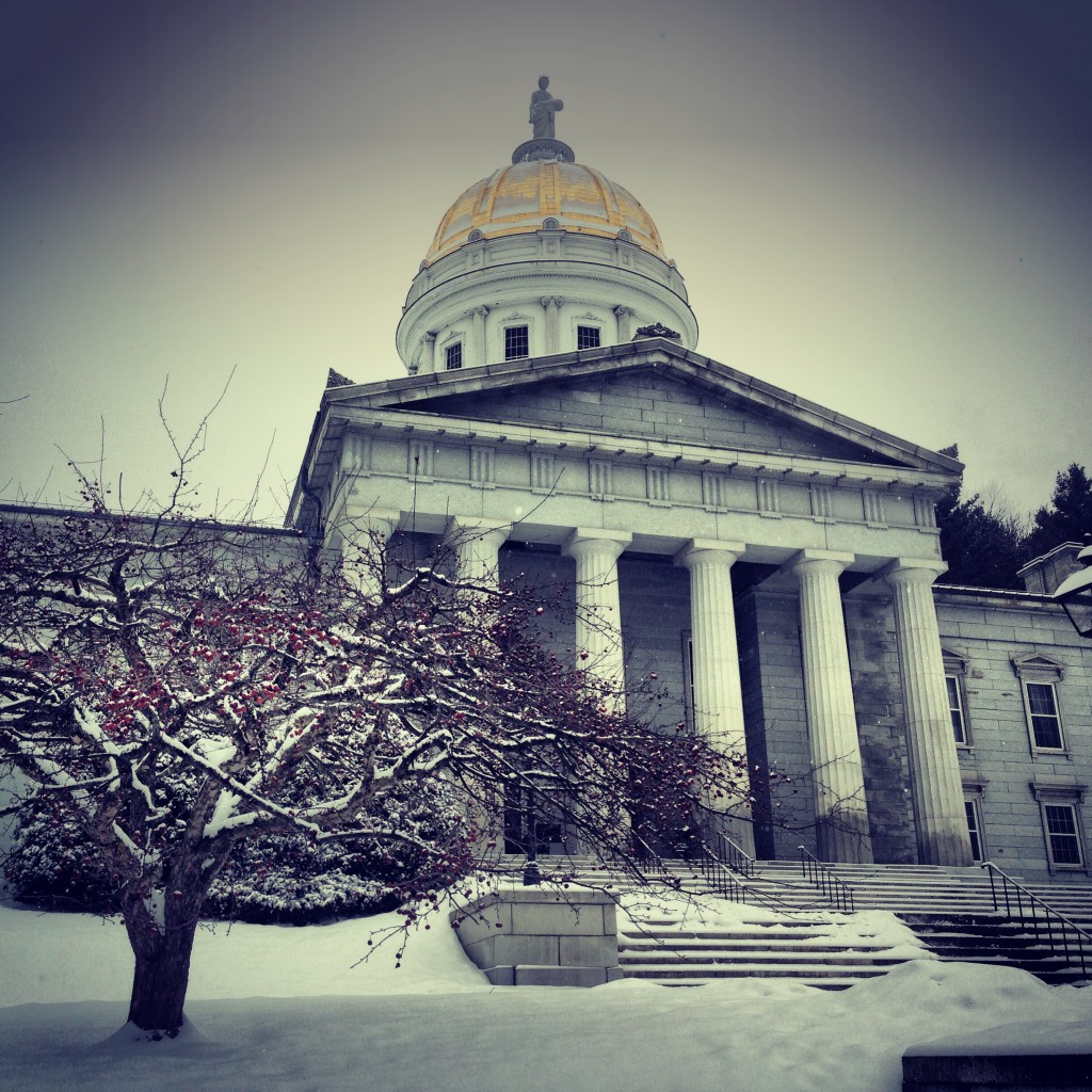 Vermont State House - Capitol Building