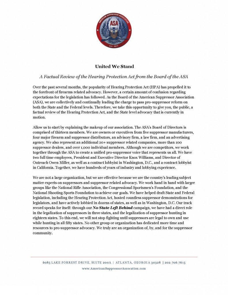 ASA - United We Stand Letter - Final_Page_1